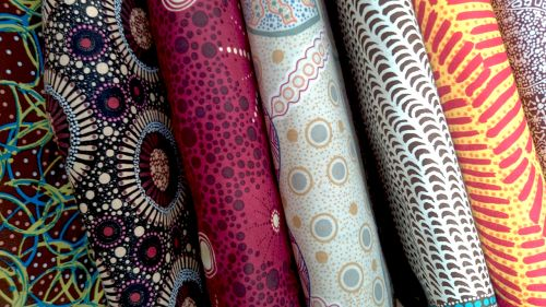Aboriginal Fabric Gallery