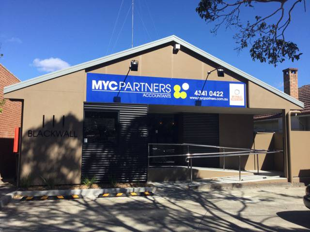 MYC Partners Accountants