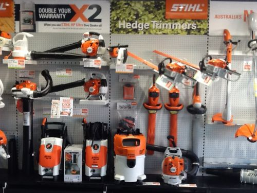 Bowen Powerquip  Cycles