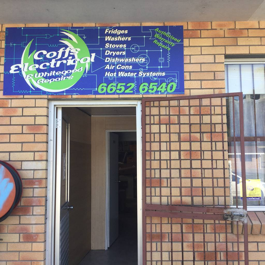 Coffs Electrical  Whitegood Repairs