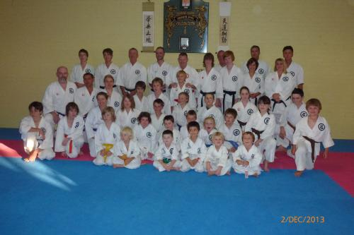 Mid North Coast Karate  Martial Arts Centre