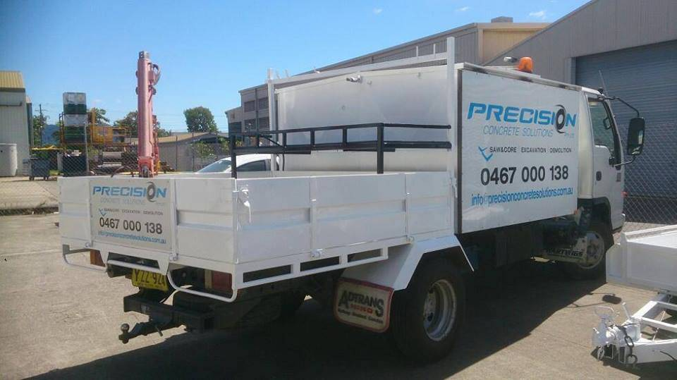 Precision Concrete Solutions Pty Ltd