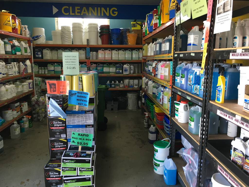 NQ Cleaning & Paints