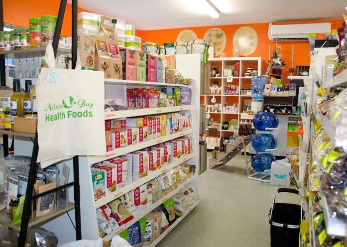 Nelson Bay Health Foods