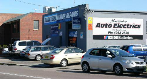 Merewether Auto Electrics
