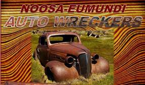 Noosa Eumundi Auto Wreckers & Towing