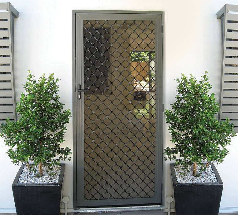 Upper Hunter Security Doors  Screens