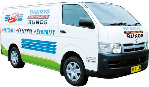 Barrys Affordable Blinds