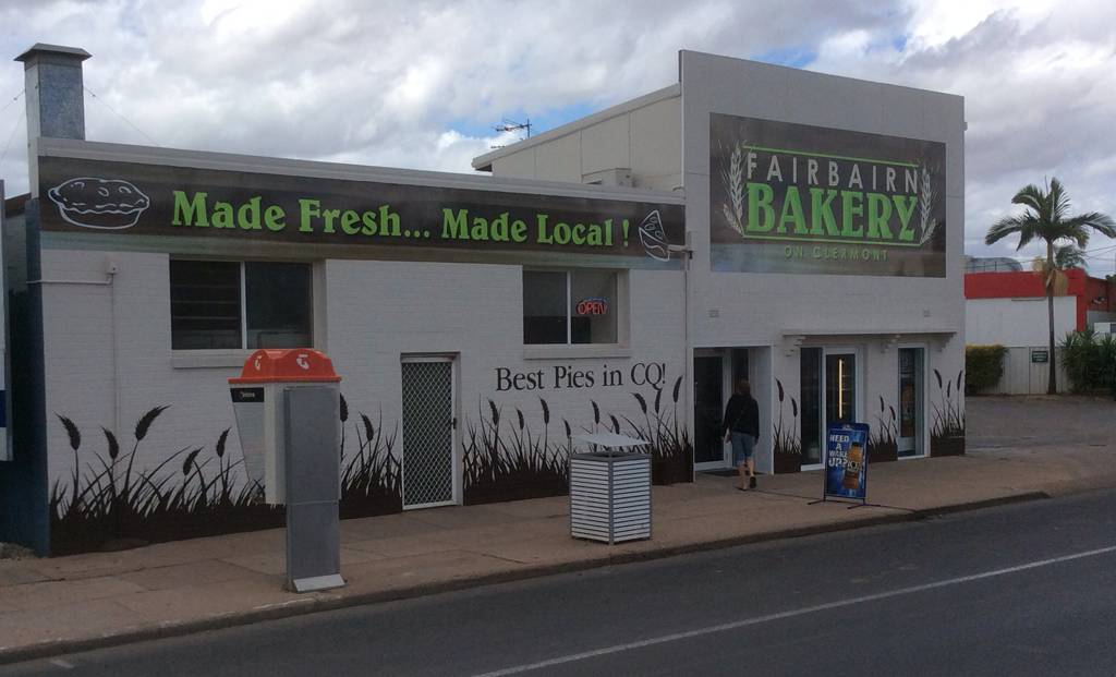 Fairbairn Bakery On Clermont