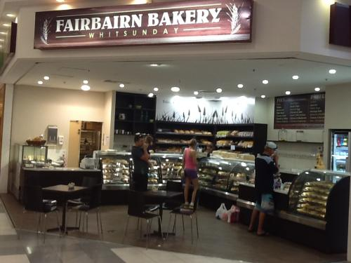 Fairbairn Bakery Whitsunday