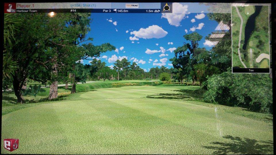ParTee Virtual Golf