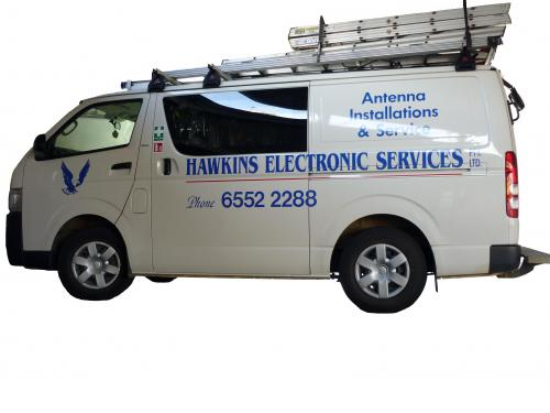 Hawkins Electronic Services
