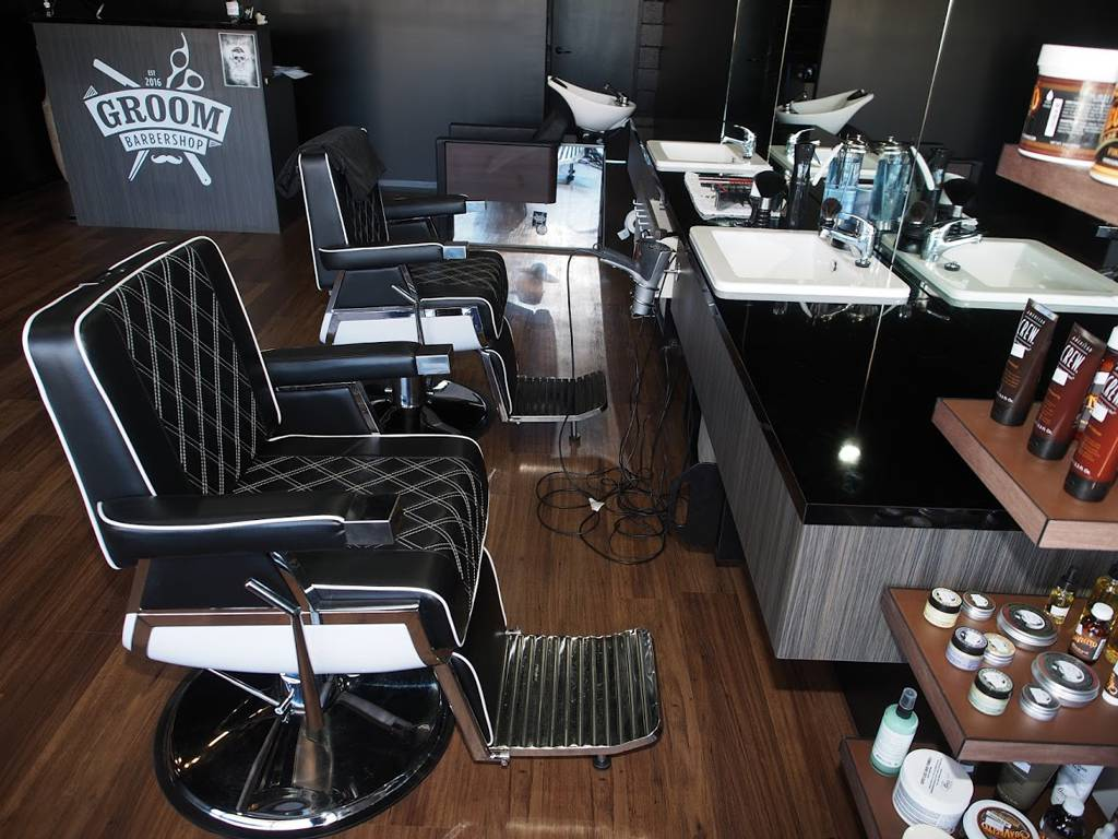 Groom Barbershop