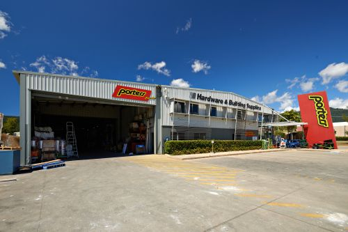 Porters Mitre  Trade Centre Whitsunday