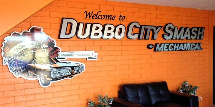Dubbo City Smash & Mechanical