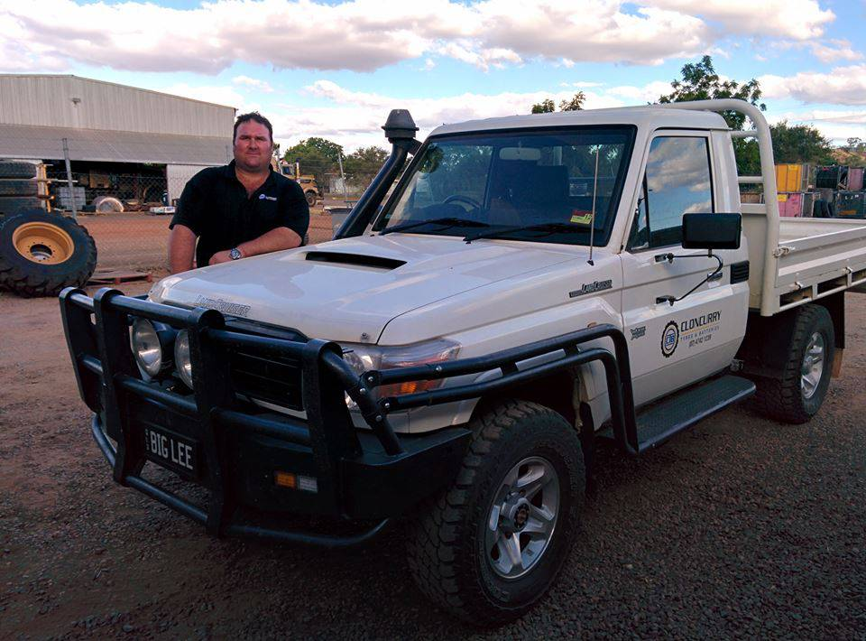 Cloncurry Tyres  Batteries