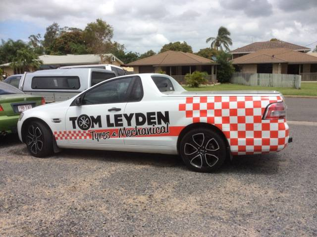 Robo's Tom Leyden Tyres & Mechanical