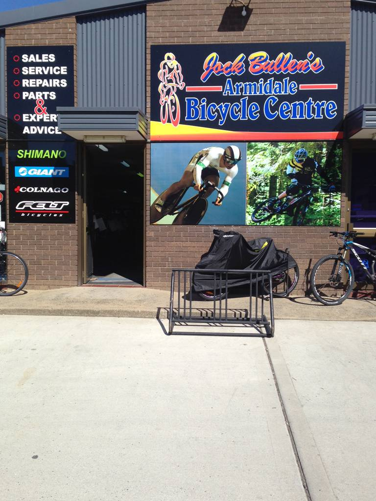 Jock Bullen's Armidale Bicycle Centre