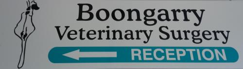 Boongarry Vet Surgery