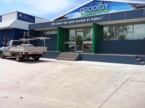 Prodigy Constructions  Roofing NT Pty Ltd