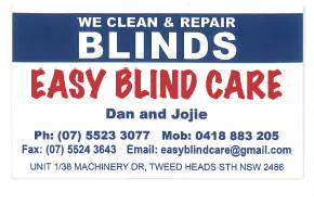Easy Blind Care