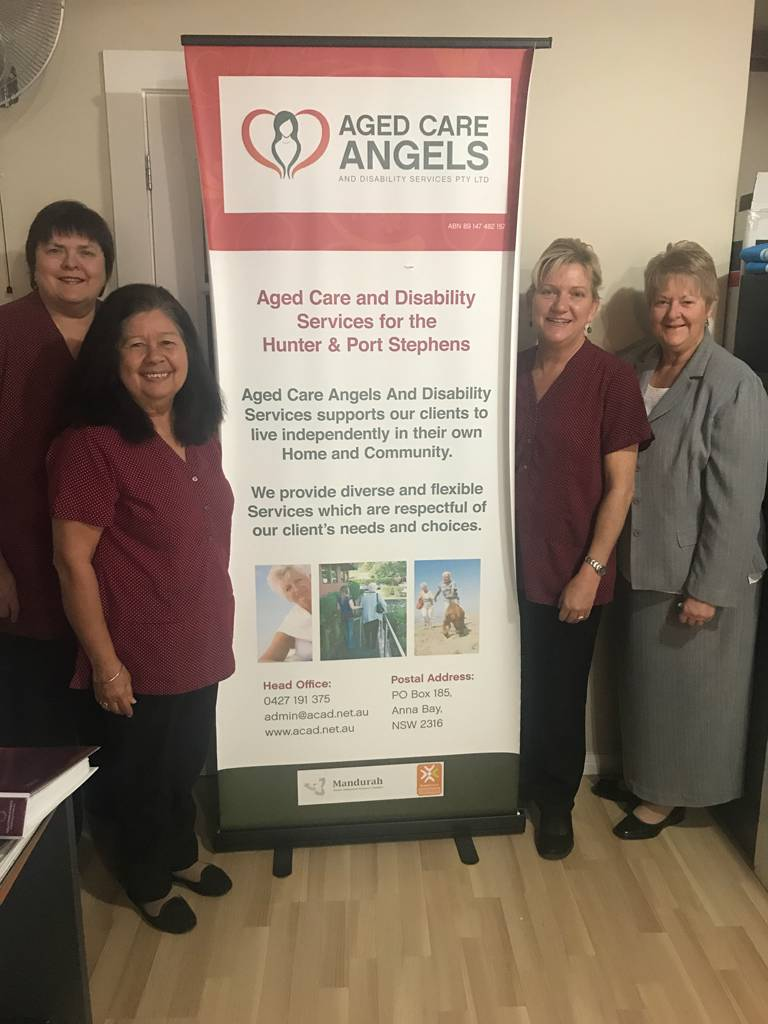 Aged Care Angels And Disability Services Pty Ltd