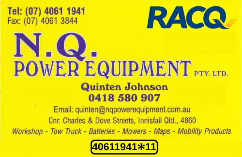 NQ Power Equipment Pty Ltd