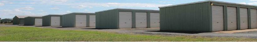 Kingaroy Self Storage Sheds