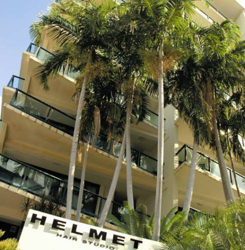 Helmet Hair Studio