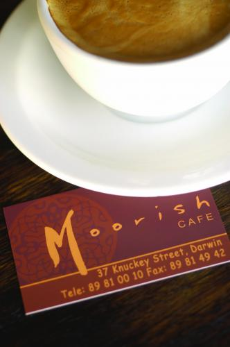 Moorish Cafe