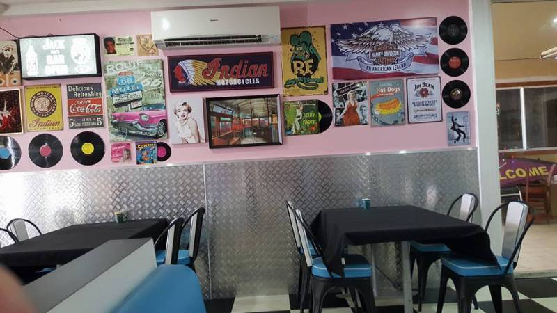 Happy Days Diner - Click Find