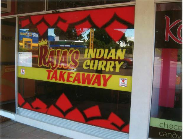 Raja's Curry House