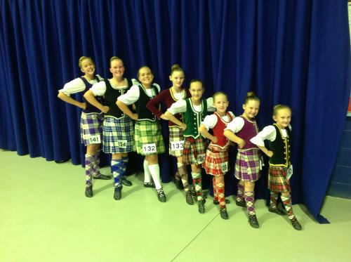 Rum City Highland Dance Studio