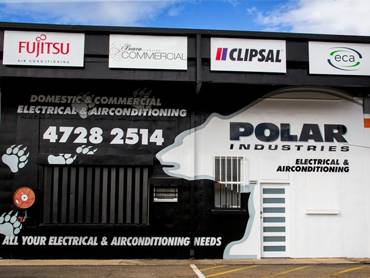 Polar Industries Electrical  Airconditioning