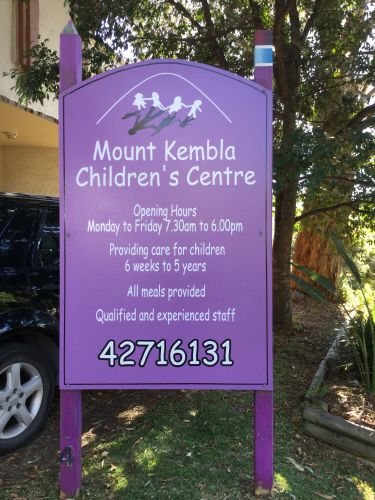 Mount Kembla Children's Centre