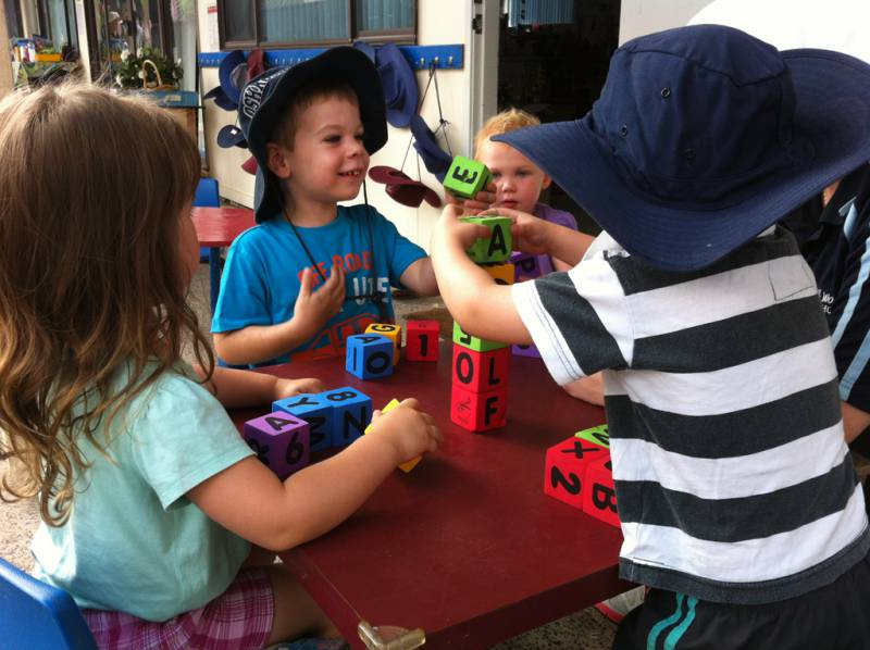 Small World Preschool Wyong