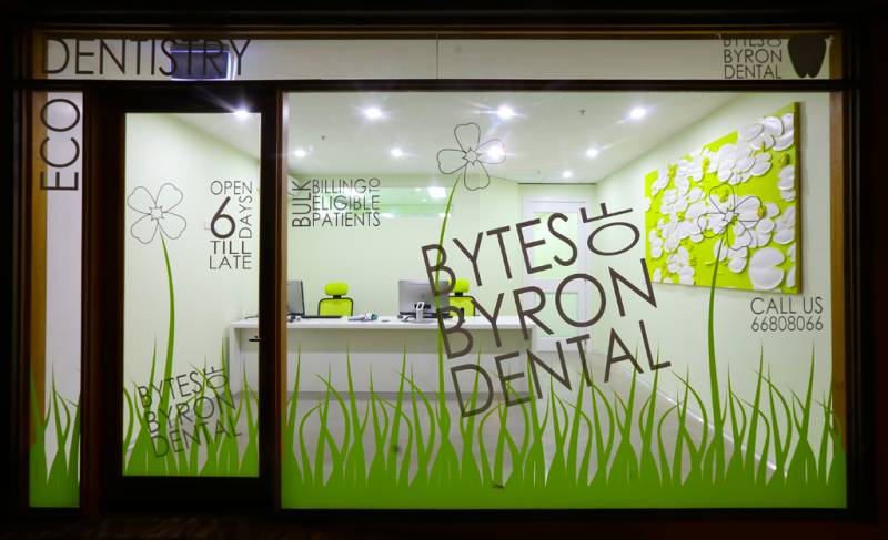 Bytes of Byron Eco Dentistry