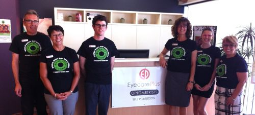 Bill Robertson–Eyecare Plus Optometrists