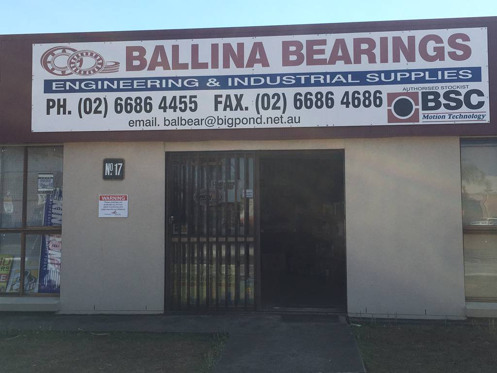 Ballina Bearing Supplies