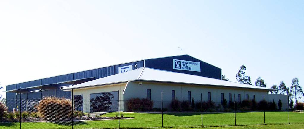 Muswellbrook Steel Supplies