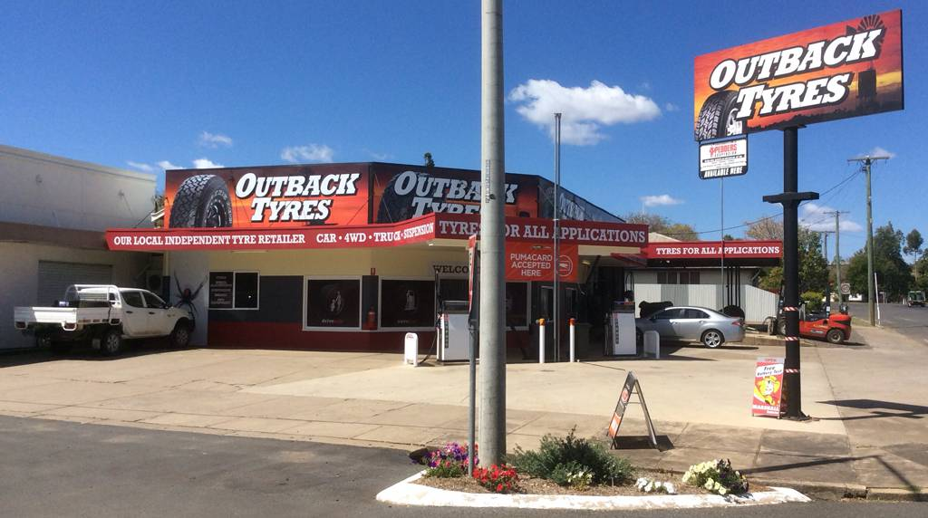 Outback Tyres