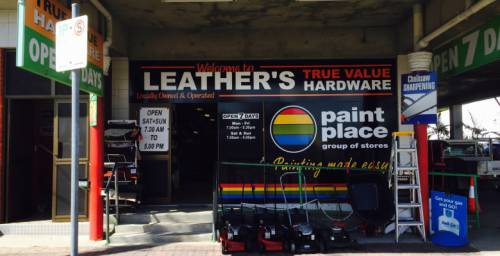 Leather's True Value Hardware