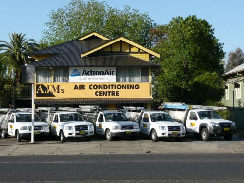AJMs Air Conditioning Centre