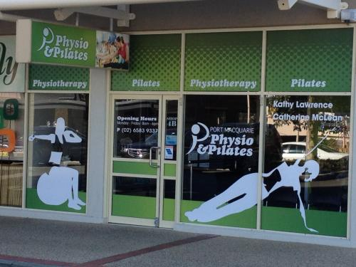 Port Macquarie Physio  Pilates