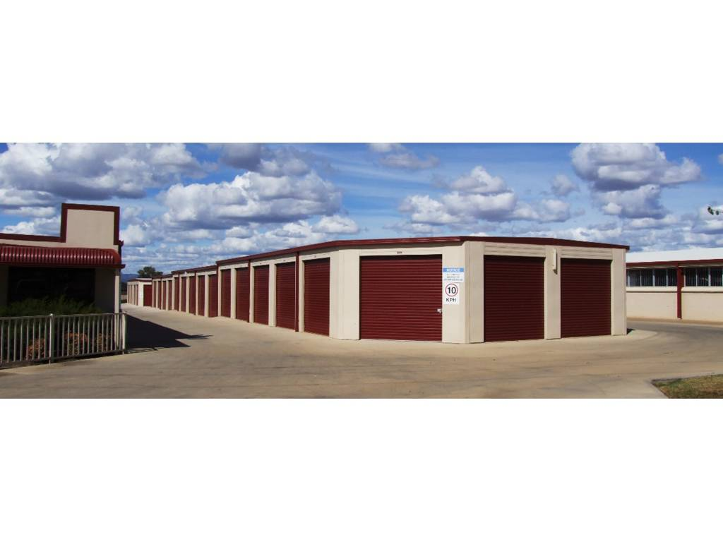 Eagle Eye Self Storage