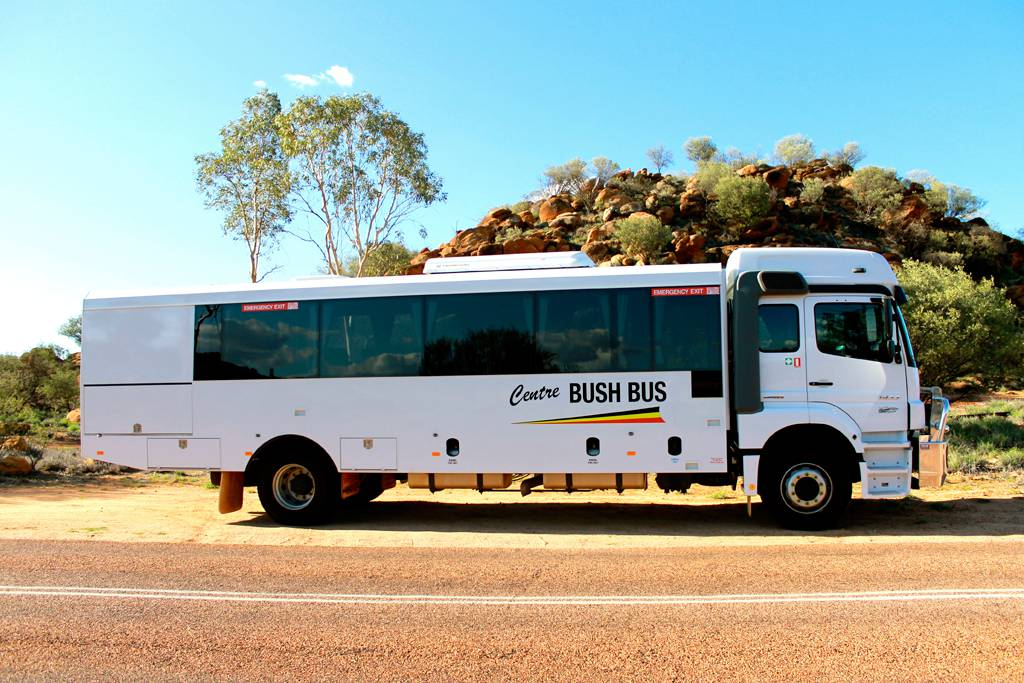 Centre Bush Bus
