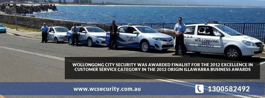 Wollongong City Security