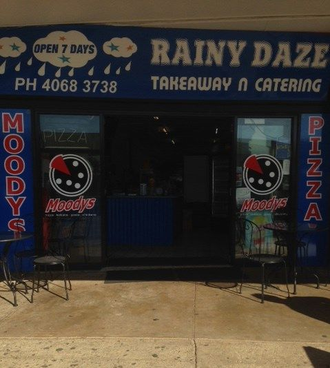 Rainy Daze Takeaway N Catering