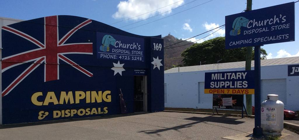 Church's Disposal Store