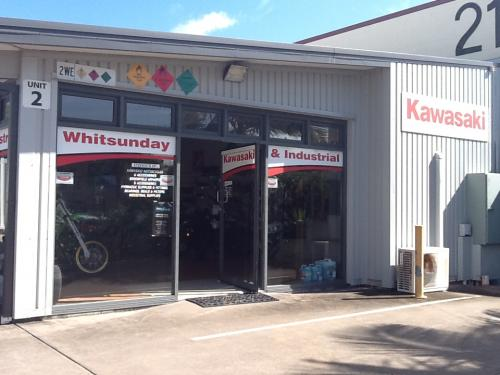 Whitsunday Kawasaki  Industrial
